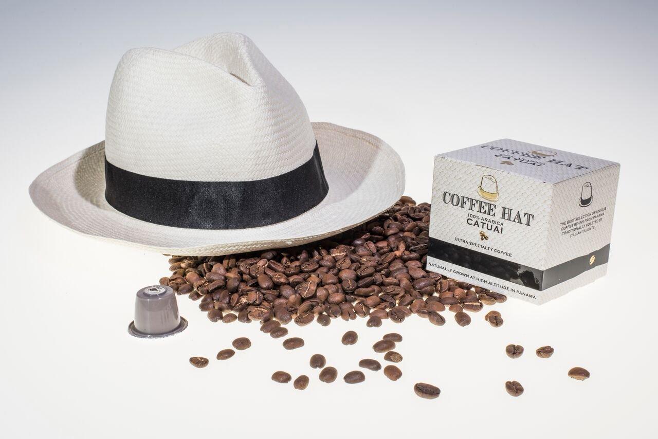 COFFEE HAT Catuai Café 100% Arabica (10 Capsulas Compatibles Nespresso): Amazon.es: Alimentación y bebidas