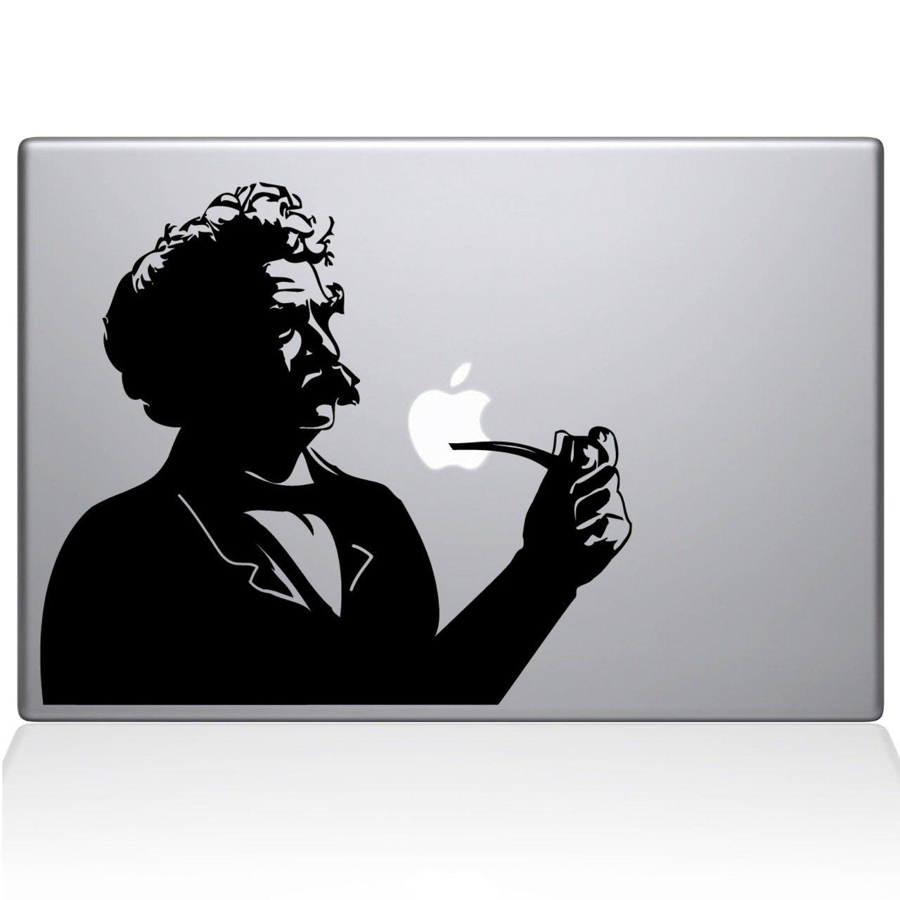 競売 Mark Twain B07239N69Q Macbookデカール、Die ライトブルー Cut Vinyl for Decal for Windows車、トラック、ツールボックス、ノートパソコン、ほぼすべてmacbook-ハード、滑らかな表面 グレイ Titans-Unique-Design-119035-Light-Blue ライトブルー B07239N69Q, 【2018最新作】:f4b6fd01 --- kickit.co.ke