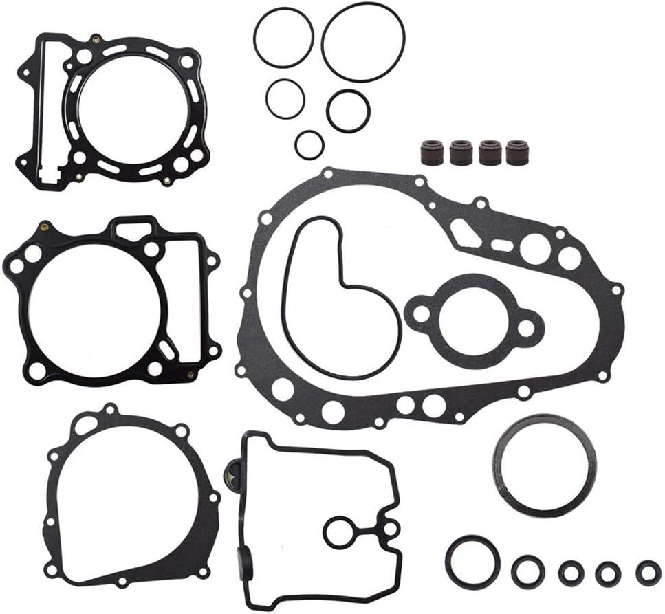 04-08 ARCTIC CAT 400 DVX carburetor carb repair rebuild kit