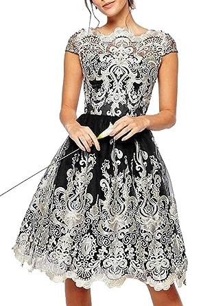 A Line Club Dress