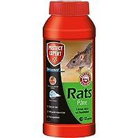 CAUSSADE Protect Expert Racpat240 Pâtes pour Rats/Campagnols 24 Pièces