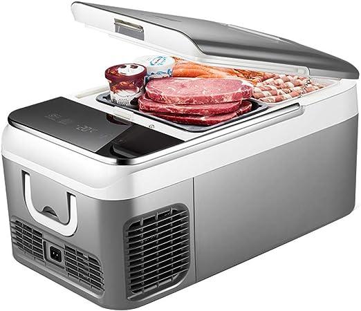 ZQ Mini nevera Compresor portátil, Refrigerador, Refrigerador ...