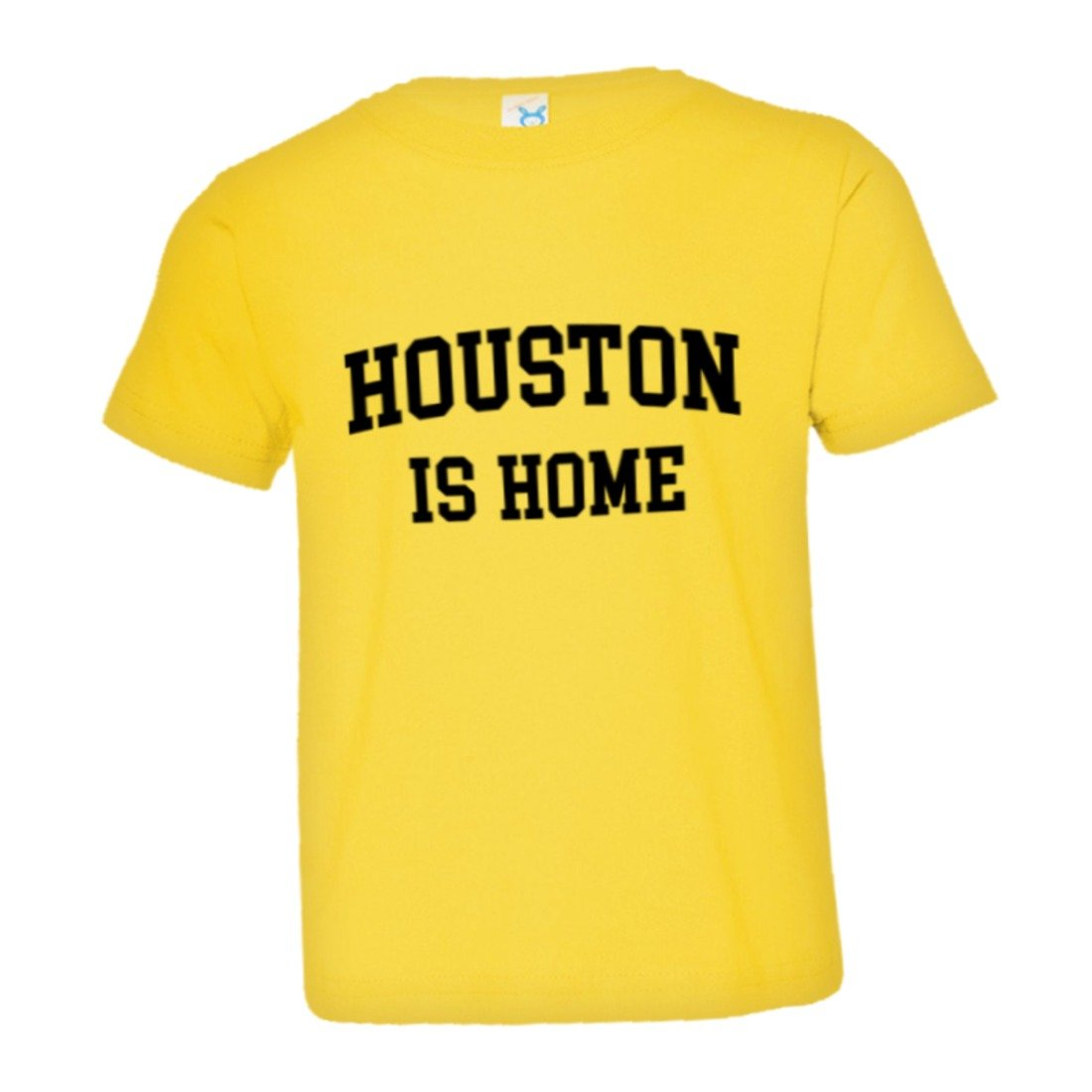 Toddler Houston Texas is Home Born in from HQ Tee Shirt