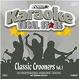 Zoom Karaoke CD+G - Classic Crooners 1 - Vocal Stars Karaoke Series ZVS010