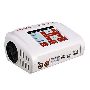 Footprintse Cargador baterias RC;Cargador 7.2v RC UP100AC ...