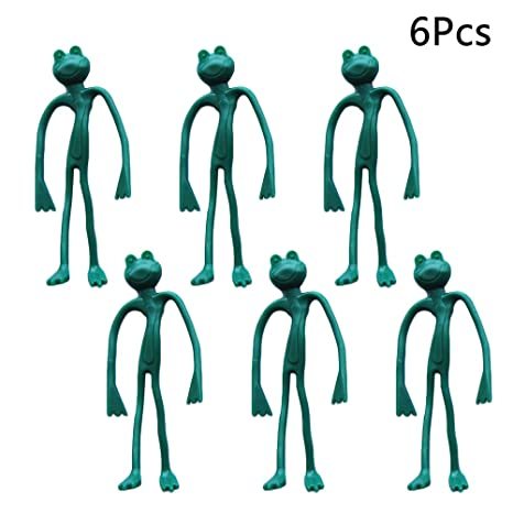 easylife lifestyle solutions Frog Plant Ties Pack of 20