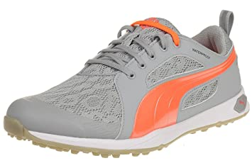 Puma BioFly Women Mesh Golfschuhe Golf grey 188673 04  Amazon.co.uk ... 85bc5fc57