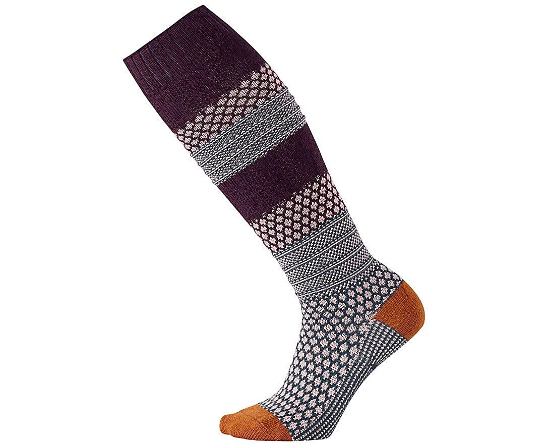 621ff4388a7b1 SmartWool Popcorn Cable Knee High Sock - Women's at Amazon Women's Clothing  store: