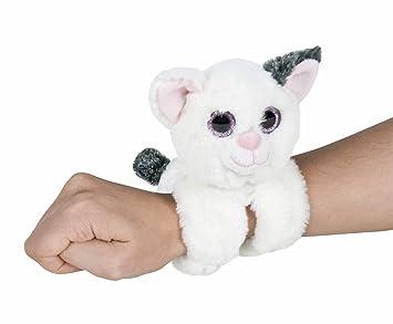 Famosa Peluche Cuddies Gato, 20 cm (760016111)