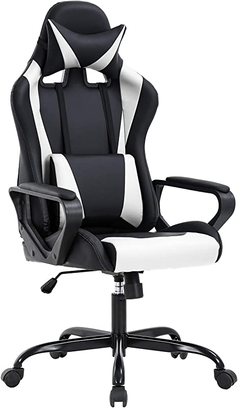 Amazon.com: High Back Gaming Chair PC Office Chair Racing Computer