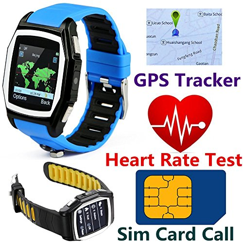 Multi-function Elechorse Heart Rate Monitor GPS Tracker ... - photo#5