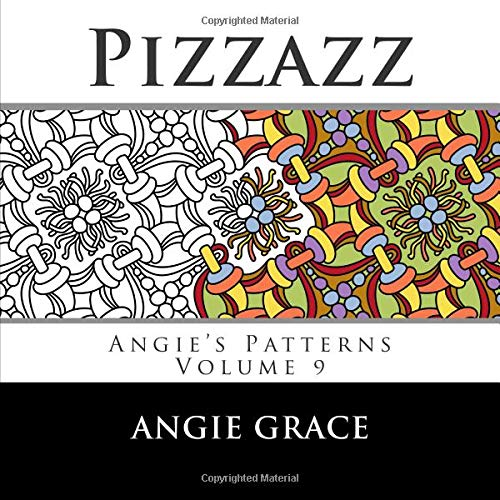 pizzazz angies patterns volume 9