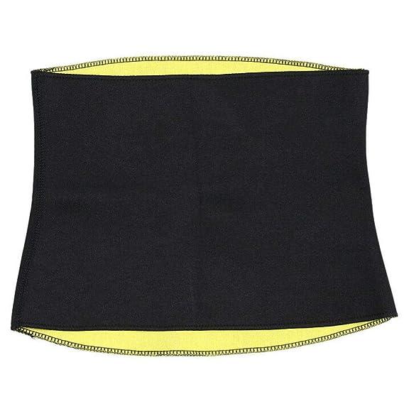 50e05aab86 Rapid Shapewears Unisex Slim Look Sweat Generator Tummy Belt Waist Shaper  Belt For Women Girls and Men Boys  Amazon.in  Clothing   Accessories