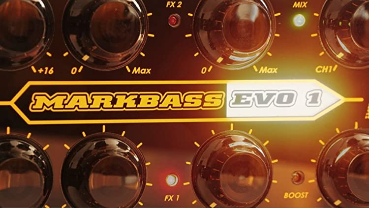 Markbass EVO1:ロゴ