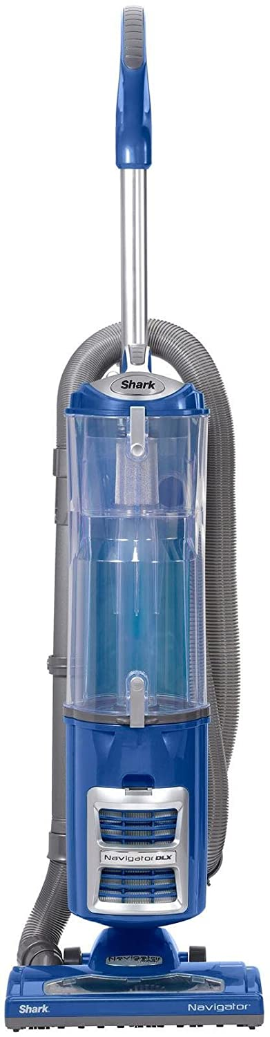 Shark Navigator DLX Bagless Upright Vacuum - NV71BL - Blue