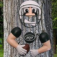 NFL Football Player Tree Decoration