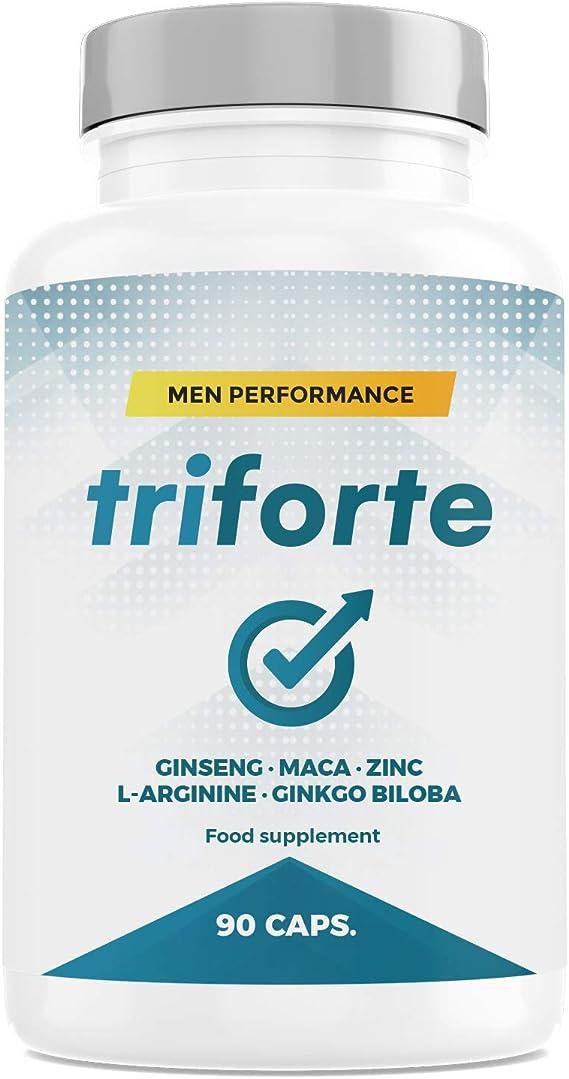 TRIFORTE Men Performance | Contribuye a Regular los Niveles ...