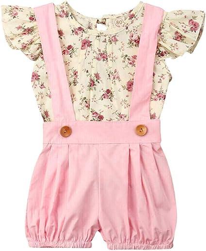Conjunto de ropa de bebé para bebés de manga corta + falda o ropa ...