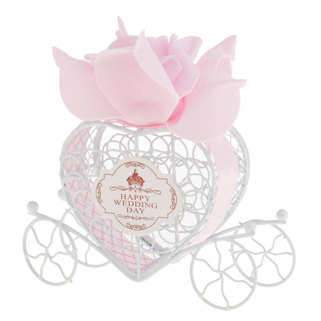 Amazon Baoblaze Romantic Carriage Foam Flower Candy Chocolate