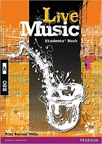 Descargas de audiolibros gratuitas para kindle Live Music A Students' Book Pack (Música en vivo) PDF