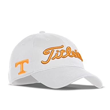 various colors affa3 0c7c3 ... coupon for titleist 2017 collegiate tour performance adjustable hat cap  tennessee 83c73 87b53