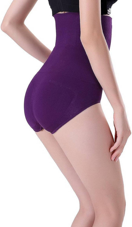 COMVIP Women High Waist Cincher Girdle Tummy Slimmer Thong Shapewear