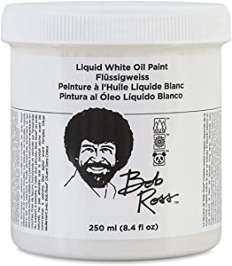 Martin/ F. Weber Bob Ross 250-Ml Oil Paint, Liquid White