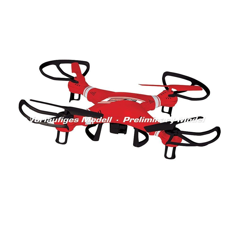 Carrera RC Quadcopter Drone Video Next Red 370503006
