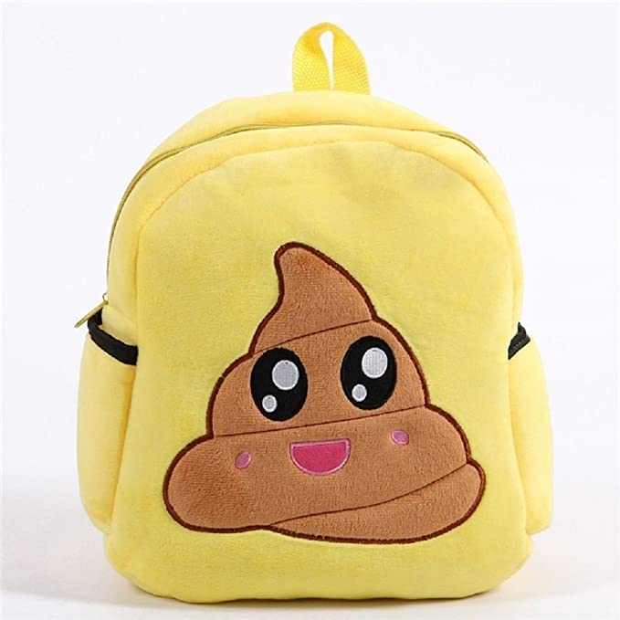 Amazon.com | Plush Emoji Backpack, Best for
