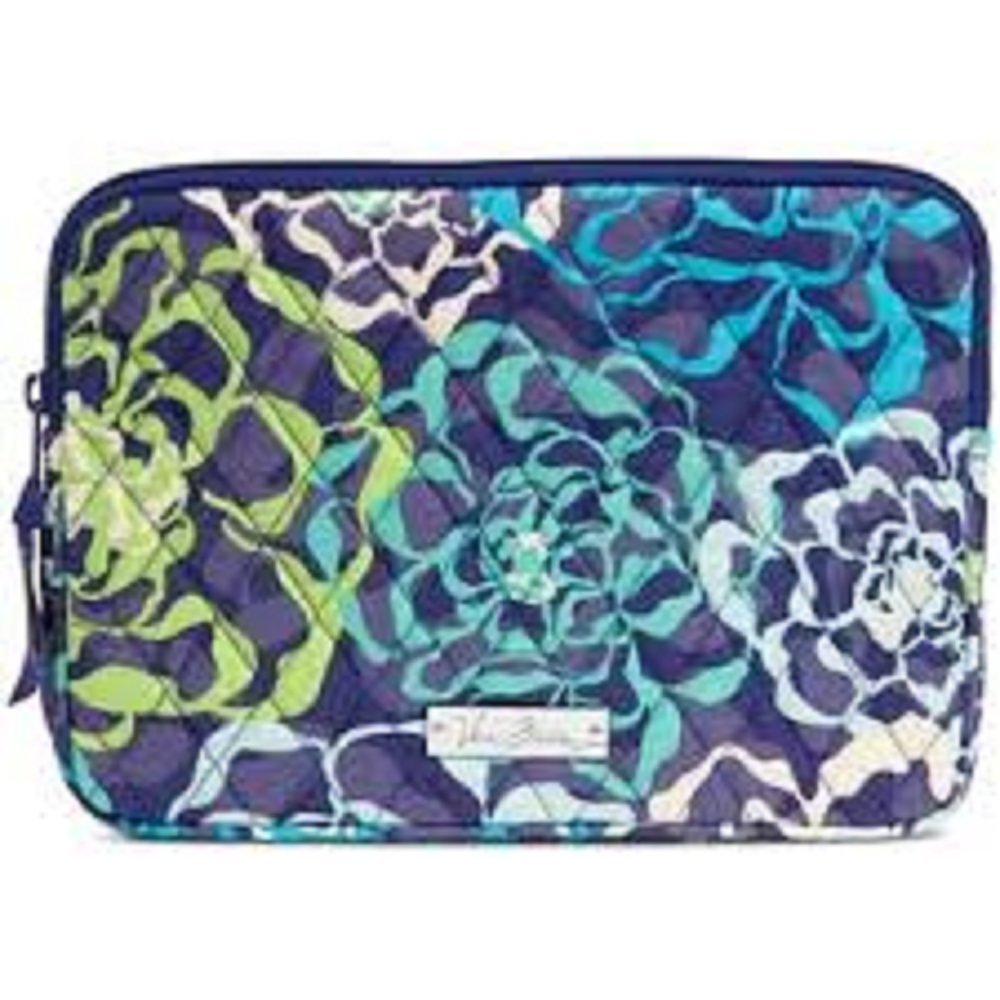 Vera Bradley E-Reader Sleeve in Katalina Blues