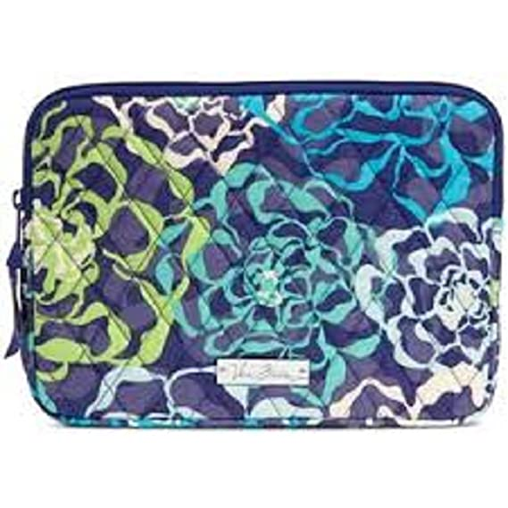 Amazon.com  Vera Bradley E-Reader Sleeve in Katalina Blues  Cell ... 3a6db09455019
