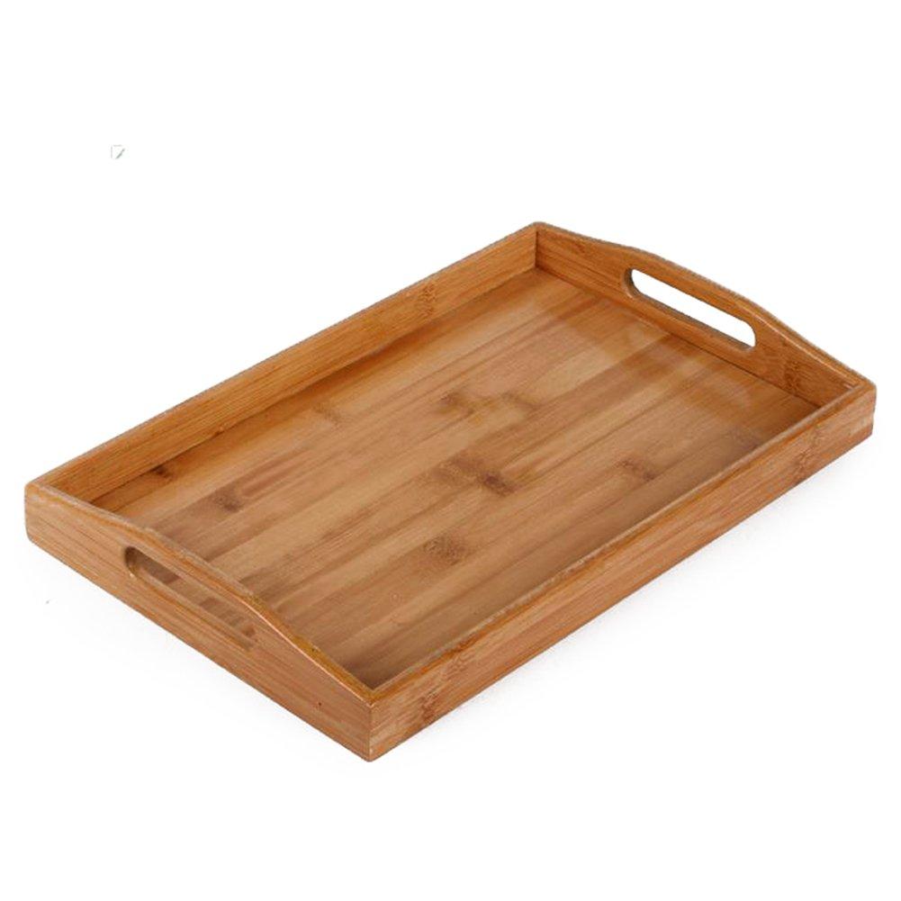 Jungen bandejas de almacenamiento de madera para escritorio y cajón 38* 24,8* 3.5cm L