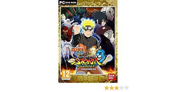 Amazon.com: Naruto Shippuden : Ultimate Ninja Storm 3 Full ...