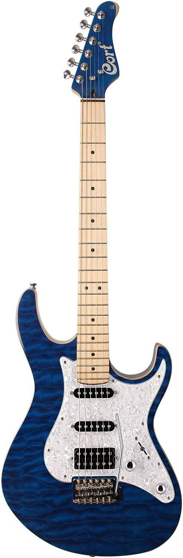 Cort g220-qt guitarra eléctrica: Amazon.es: Instrumentos musicales