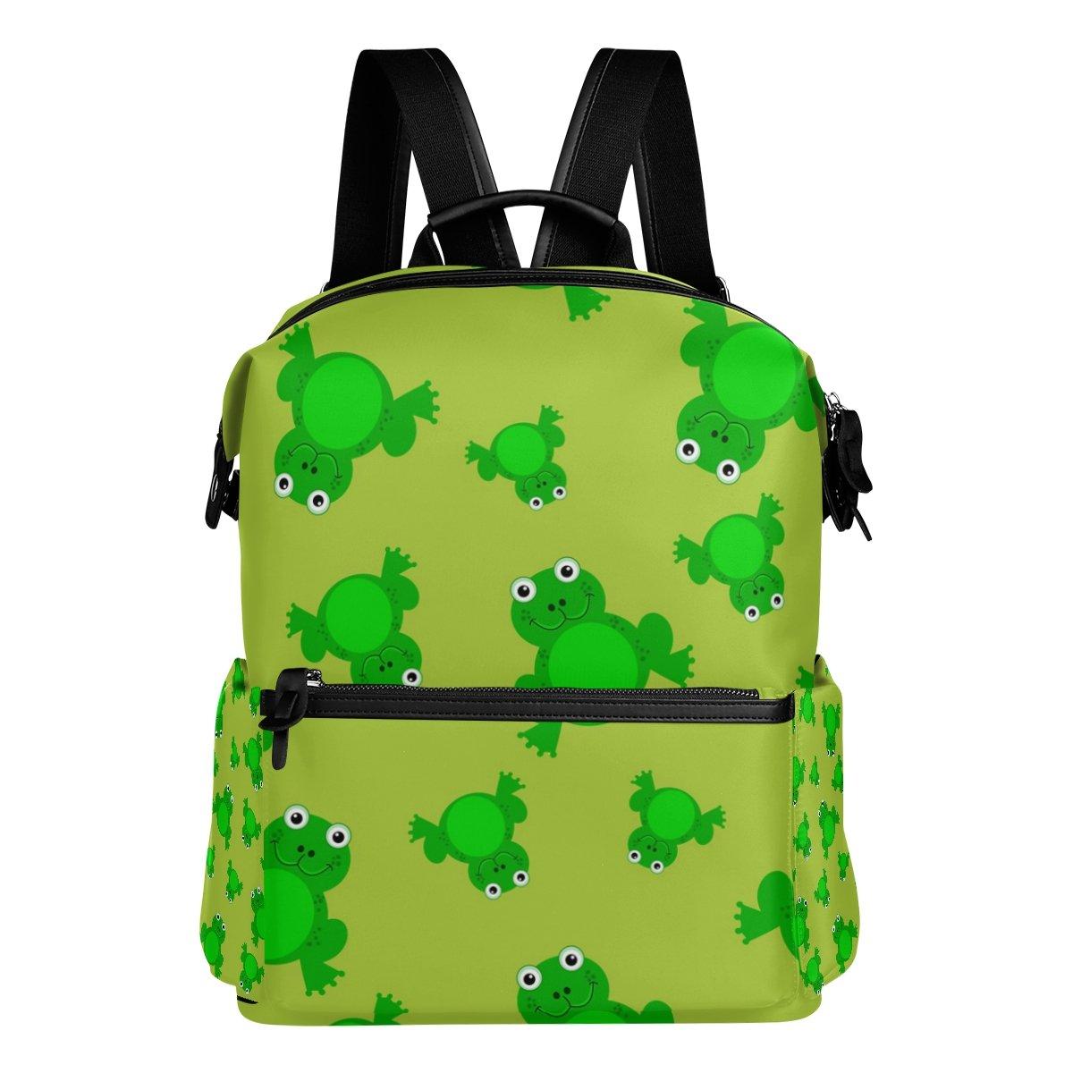 COOSUN Scuola zaino da viaggio Frog modello Zaino Multi