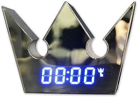 Kingdom Hearts Lighting Clock SQUARE ENIX from Japan NEW