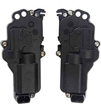 Power Door Lock Actuators Kit 746-148 746-149 Left /& Right Side for Ford F150 F250 F350 F450 F550 Excursion Expedition Mustang Mazda Lincoln Mercury Replaces# 6L3Z25218A43AA 6L3Z25218A42AA 2PCS
