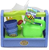 Childrens Gardening 9 Piece Tools Play Set & Carry Case by KandyToys