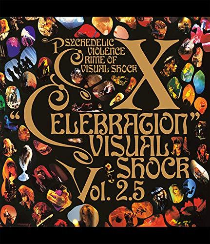 エックス / VISUAL SHOCK Vol.2.5 CELEBRATIONの商品画像