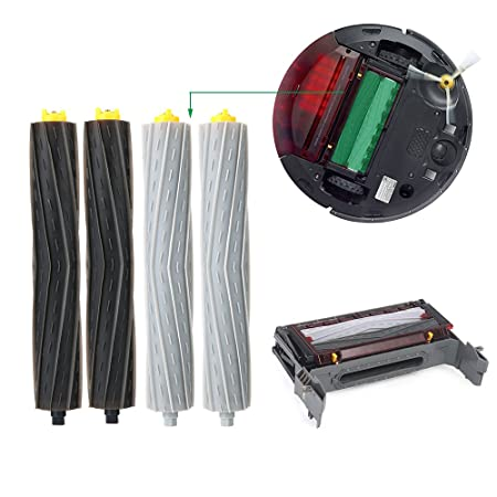Yosahaw Kit de Reemplazo para iRobot Roomba Serie 800/900 Recambios for Roomba 800 805 860 861 870 871 880 885 890 900 960 980: Amazon.es: Hogar