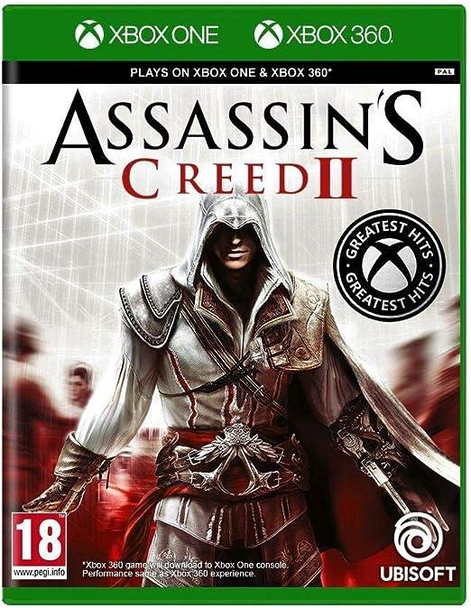 Assassins Creed II (2) (Greatest Hits) (Xbox One Compatible) (Xbox 360) (New): Amazon.es: Videojuegos