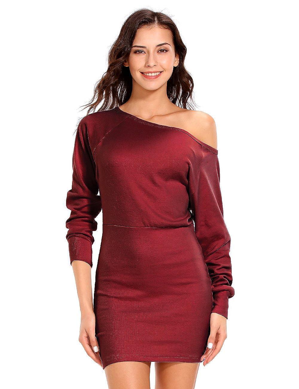 c1f64c86fb89f2 Long Sleeve Bandage Dress Amazon Uk | Saddha