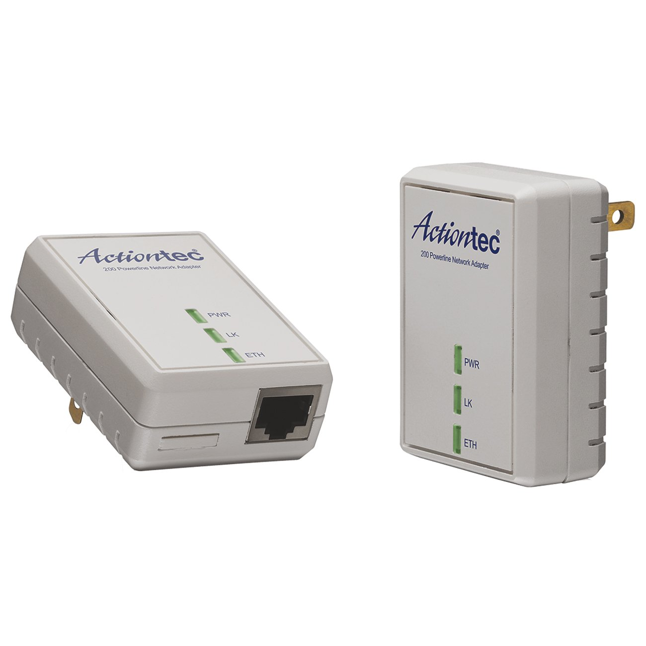 amazon com actiontec 200 mbps powerline network adapter kit rh amazon com