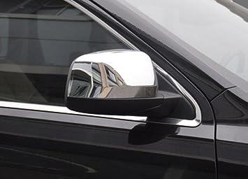 Spiegelcover . aus verchromtem Kunststoff