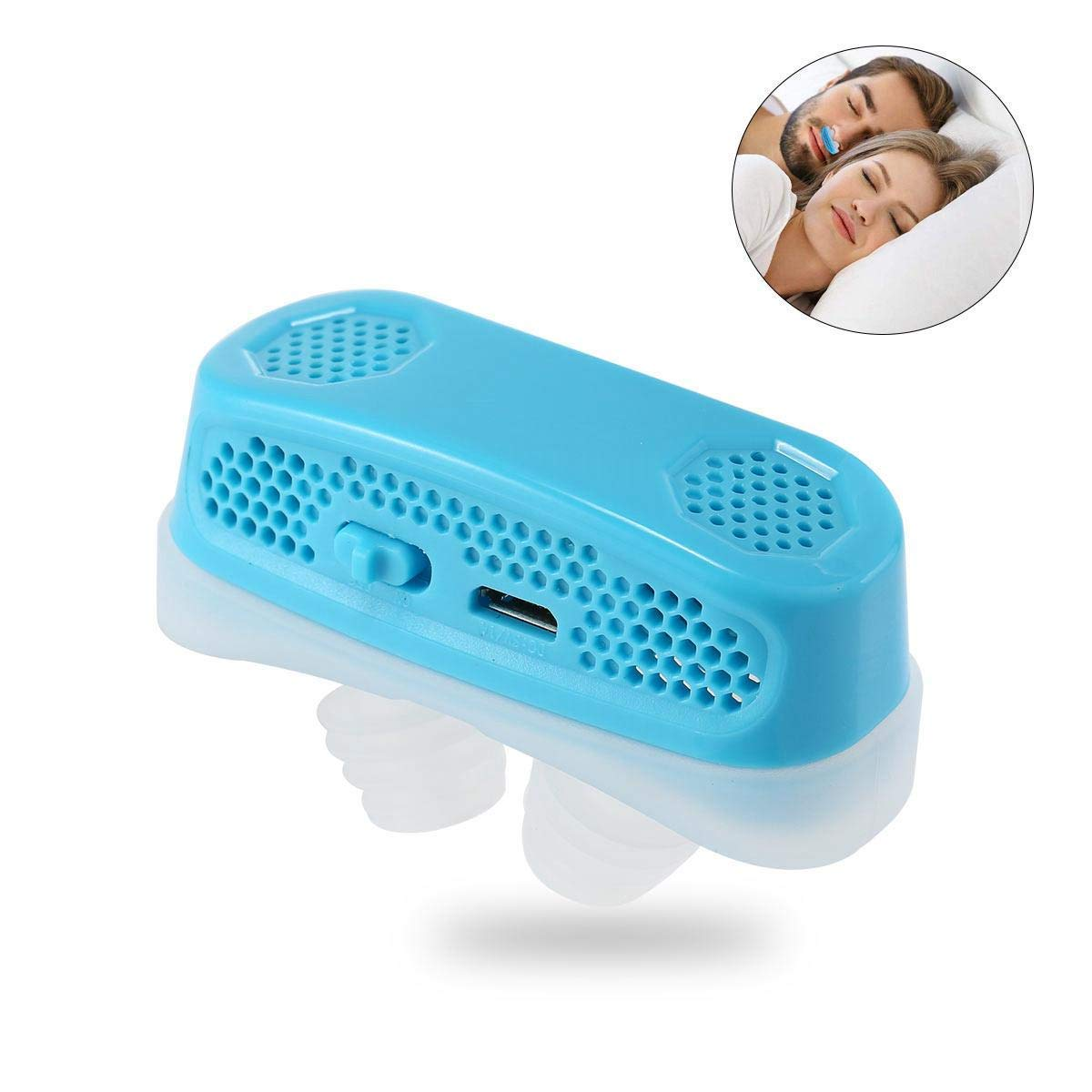 SL MiCPAP Electric Anti Nose Snoring Devices