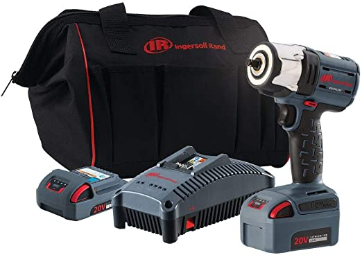 Ingersoll Rand 12V Cordless Polisher//Sander Kit G1621-K2