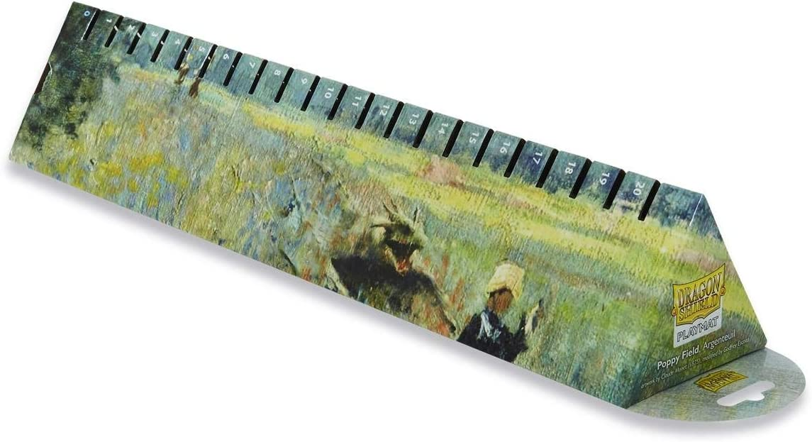 Poppy Field Dragon Shield Limited Edition Playmat