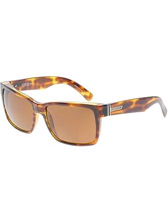 92469660db Von Zipper Elmore Sunglasses in Tortoise and Bronze VP3 Polarised Lens   Amazon.co.uk  Clothing