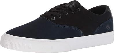 Emerica Provost Slim Vulc Navy//Blue//White Shoe