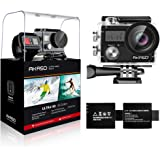 AKASO Brave 4 4K 20MP WiFi Action Camera Ultra...